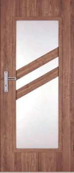 Межкомнатные двери двойные МДФ