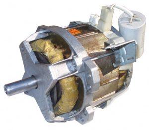 , Особенности проведения капремонта электродвигателя