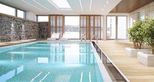 , Выберите дом. Самые красивые проекты домов с бассейном