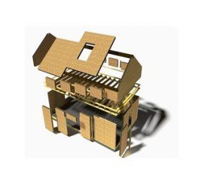 Sip-панельный дом - Заедь в свой дом через 60 дней!