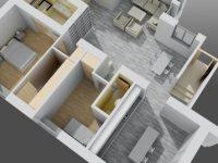 Недвижимость квартира